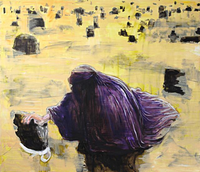 2014 Tombstone 180x210cm